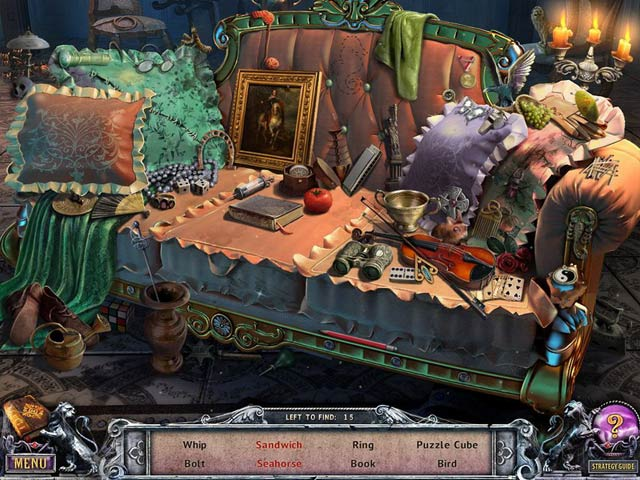 House of 1000 Doors: Family Secrets Collector's Edition Screenshot 7