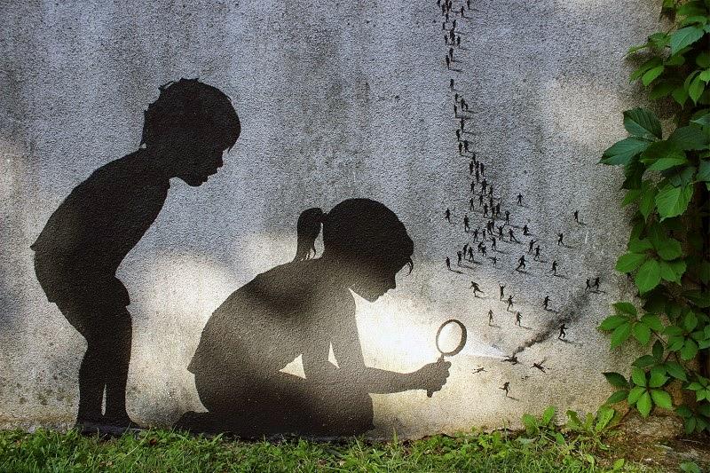 The 10 Most Popular Street Art Pieces Of August 2014   StreetArtNews