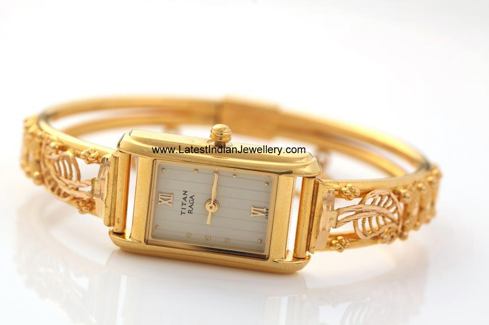 Titan Golden Watches Price Model Image With Price