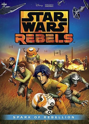 Star Wars Rebels: Spark of Rebellion [Latino][DVD 5]