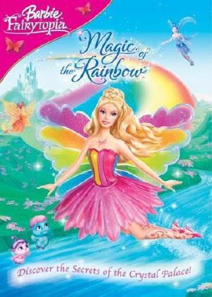 Búp Bê Barbie: Phép Thuật Cầu Vồng