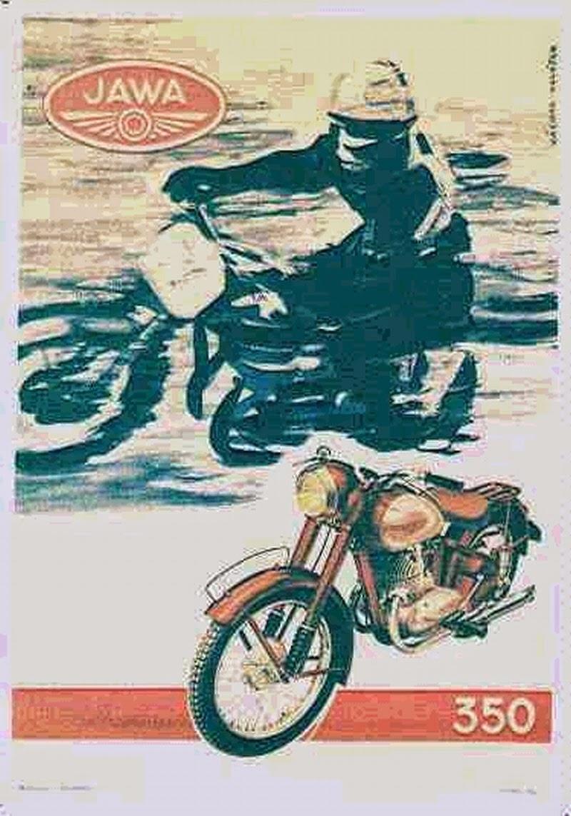 Plakat Jawa 350