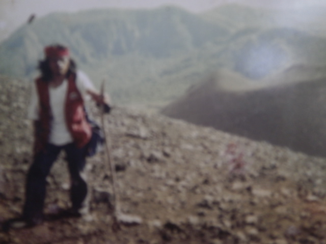 soputan volcano adventure tour