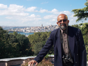 At Topkapi Palace in Istanbul