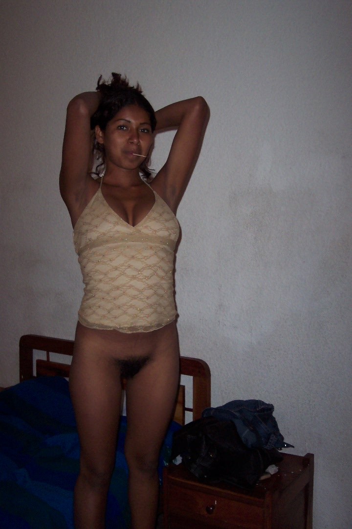 young skinny nude girl spreading