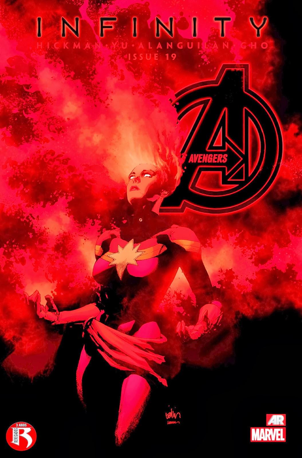 Nova Marvel! Vingadores v5 #19