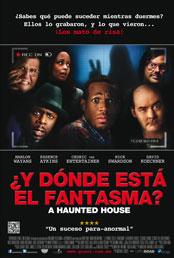 ¿Y donde está el fantasma? (2013) Online
