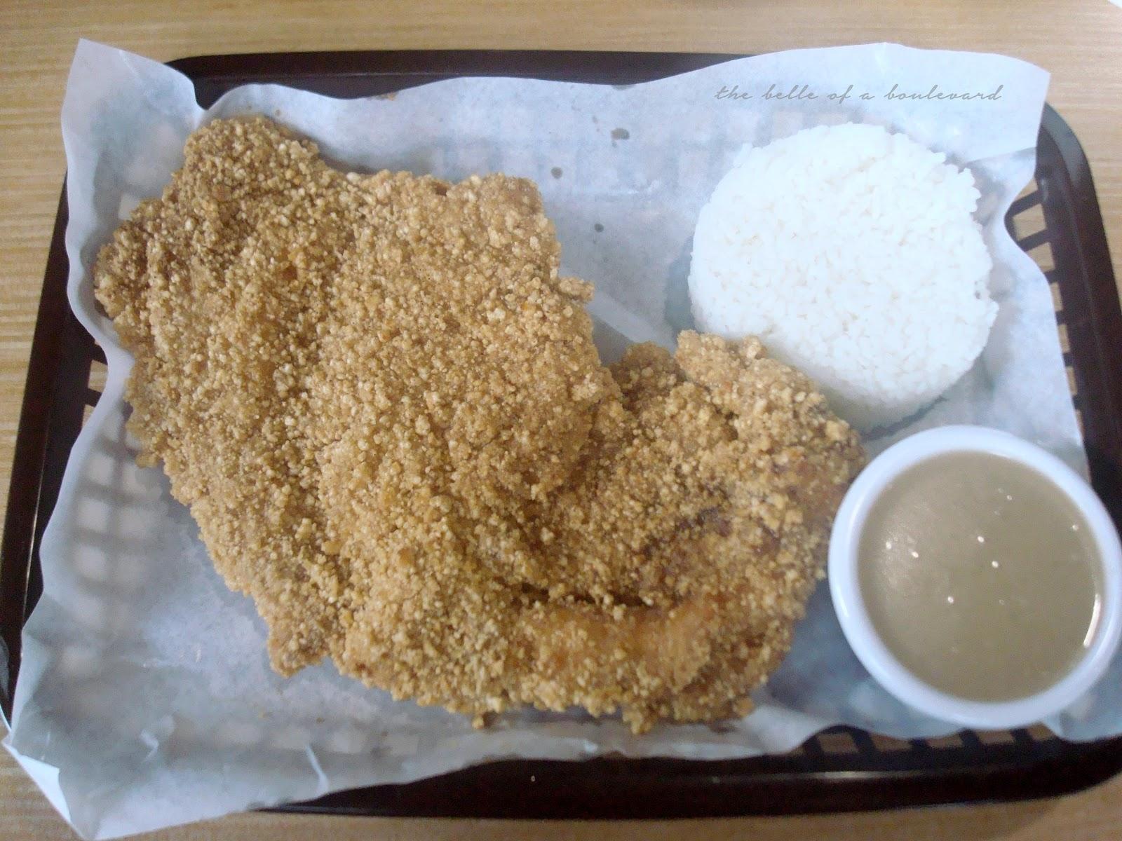 Hot Star Katipunan - Original Chicken