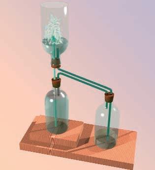 Fuente de heron - Motor de fuente de agua ...