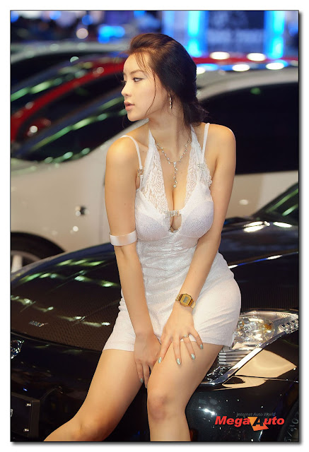 South Korea Racing Girl And Model Im Ji Hye