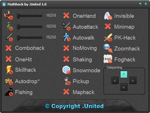 Metin2 United Multihack 1.0 Oyun Hile botu indir – Videolu Anlatım – Calısan Hile