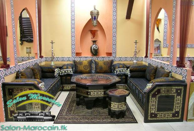 Salon marocain super design