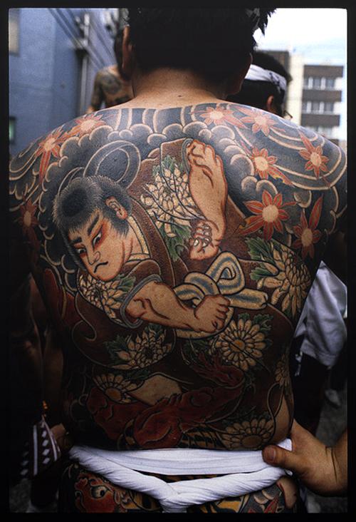 yakuza tattoo design gallery - photo #23