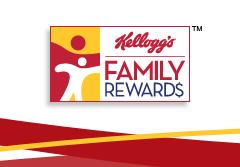 Rambling Thoughts' new 100 point Kellogg's Family Rewards code