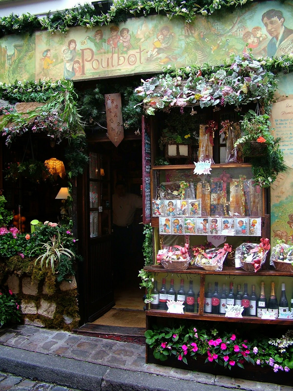 My Shabby French World French Flower Shops Oh My