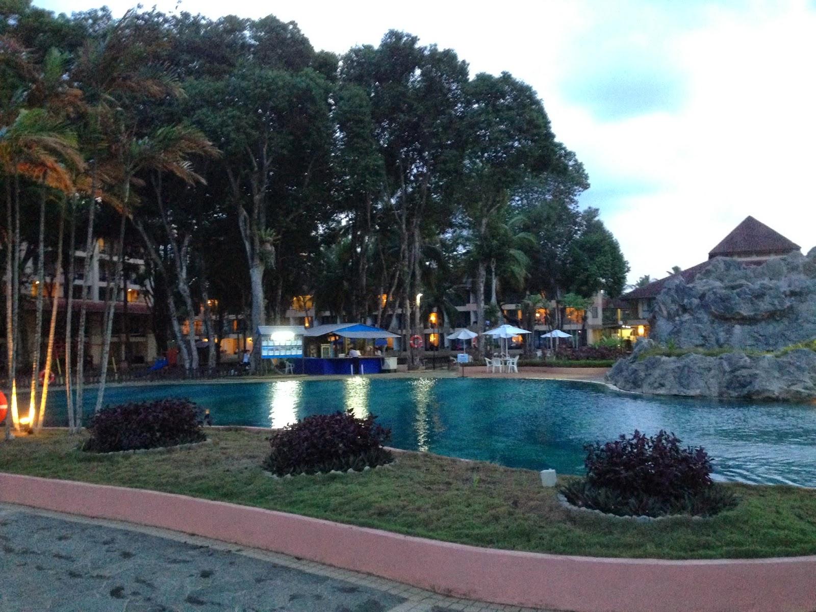 The Legend Resort Cherating Swimming Pools