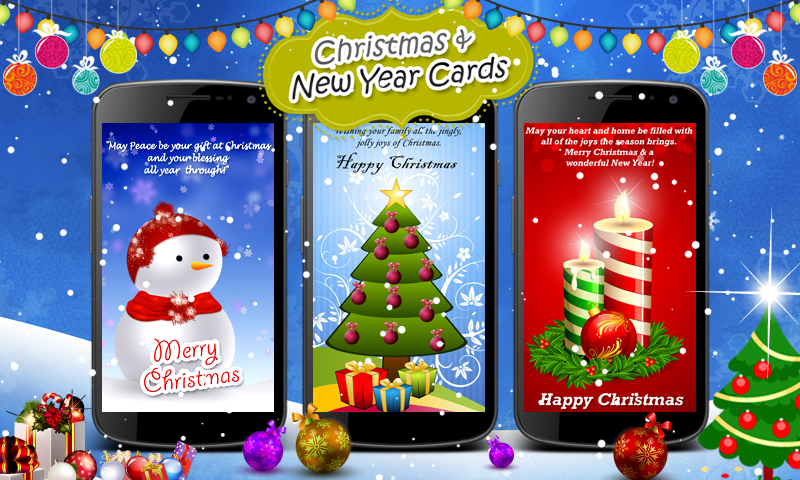 Noor media apps christmas cards new year cards christmas christmas new year cards app screenshots m4hsunfo
