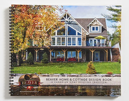 beaver homes cottages beaver home and cottage design book