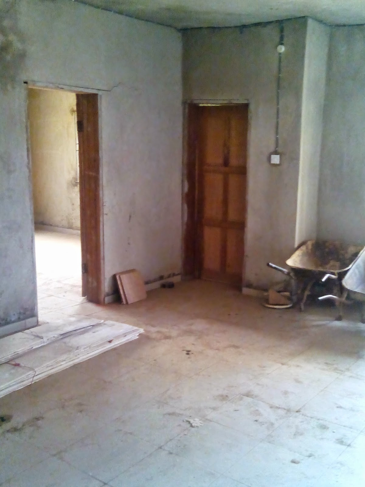 Land for sale at Igbesa close to Gateway Polytechnic