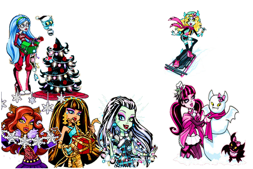 Monster High Estaciones