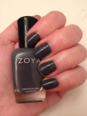 Zoya, Zoya Wonderful Collection Fall 2010, Zoya Kelly, Zoya nail polish, nail, nails, nail polish, polish, lacquer, nail lacquer, Zoya mani, Zoya manicure, mani, manicure, mani of thew week, manicure of the week