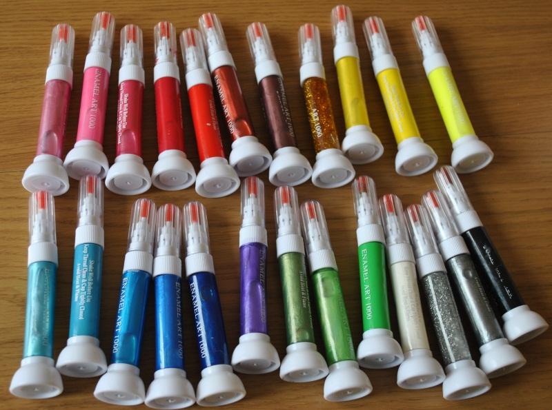 Nail Art Pens Nail Art Designs