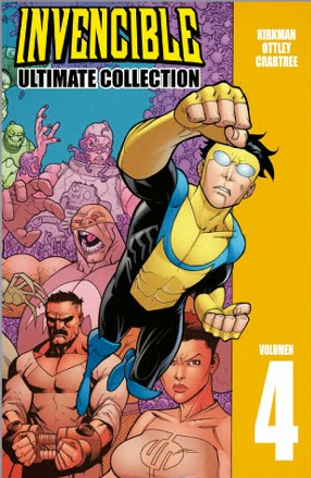 Invencible Ultimate Collection vol. 4