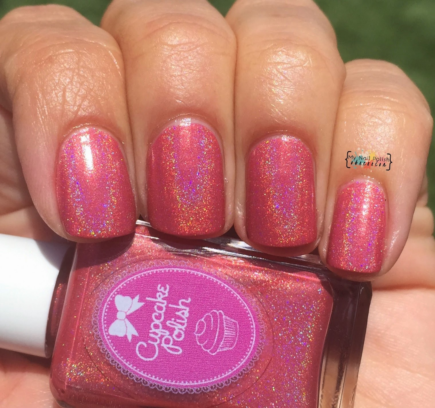 Cupcake Polish A Budding Romance