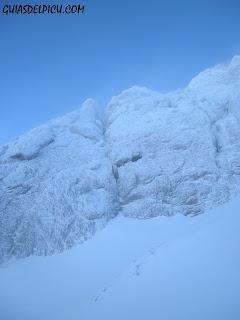 Pili Cristina, Fernando Calvo, guia de montaña, Guiasdelpicu.com