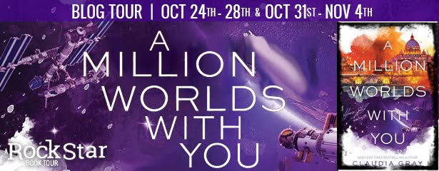 Blog Tour: A Million Worlds With You
