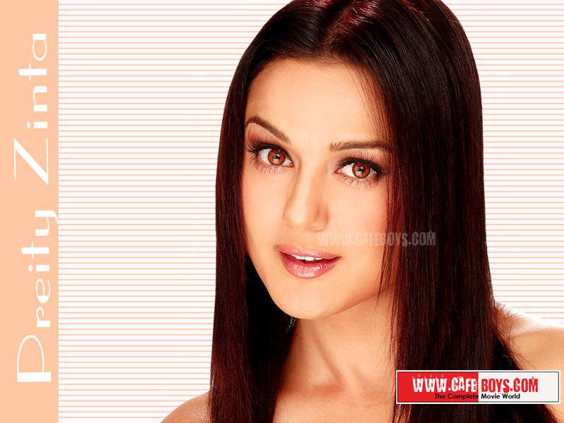 Preity Zinta (lahir 31 Januari 1975) adalah aktris India.