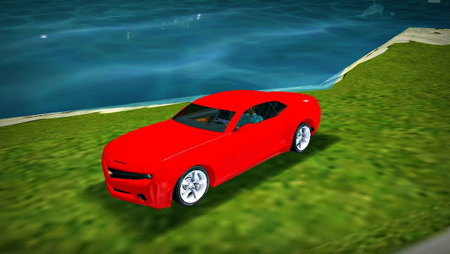Chevrolet Camaro Concept 2008 GTA Vice City