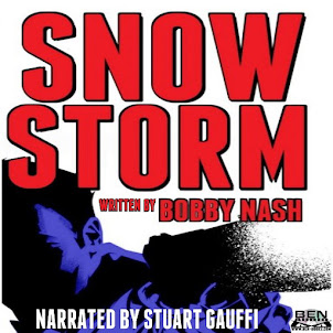 NEW! SNOW STORM AUDIO