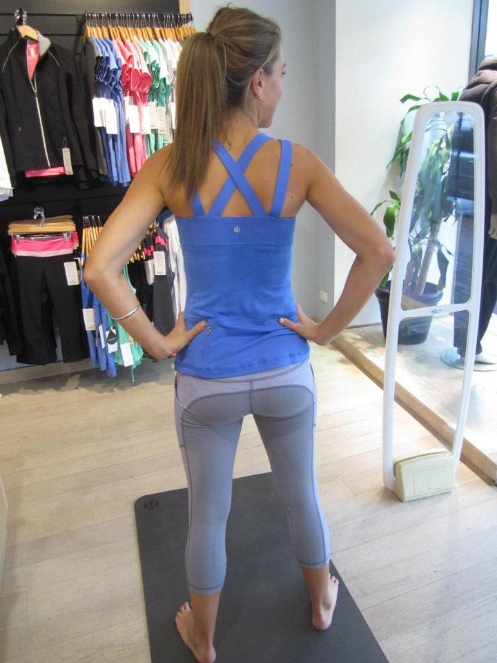 Lululemon Addict: Lift and Separate, New Polocrosse Color, Tequila ...