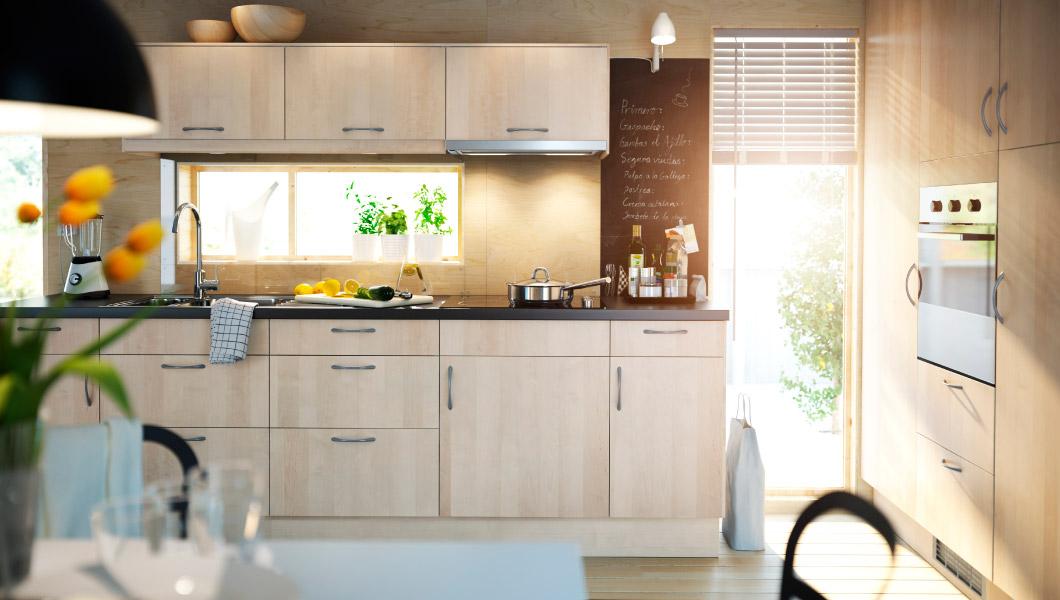 Fotos de cozinhas modernas decora o e ideias - Cocinas modulares ikea ...