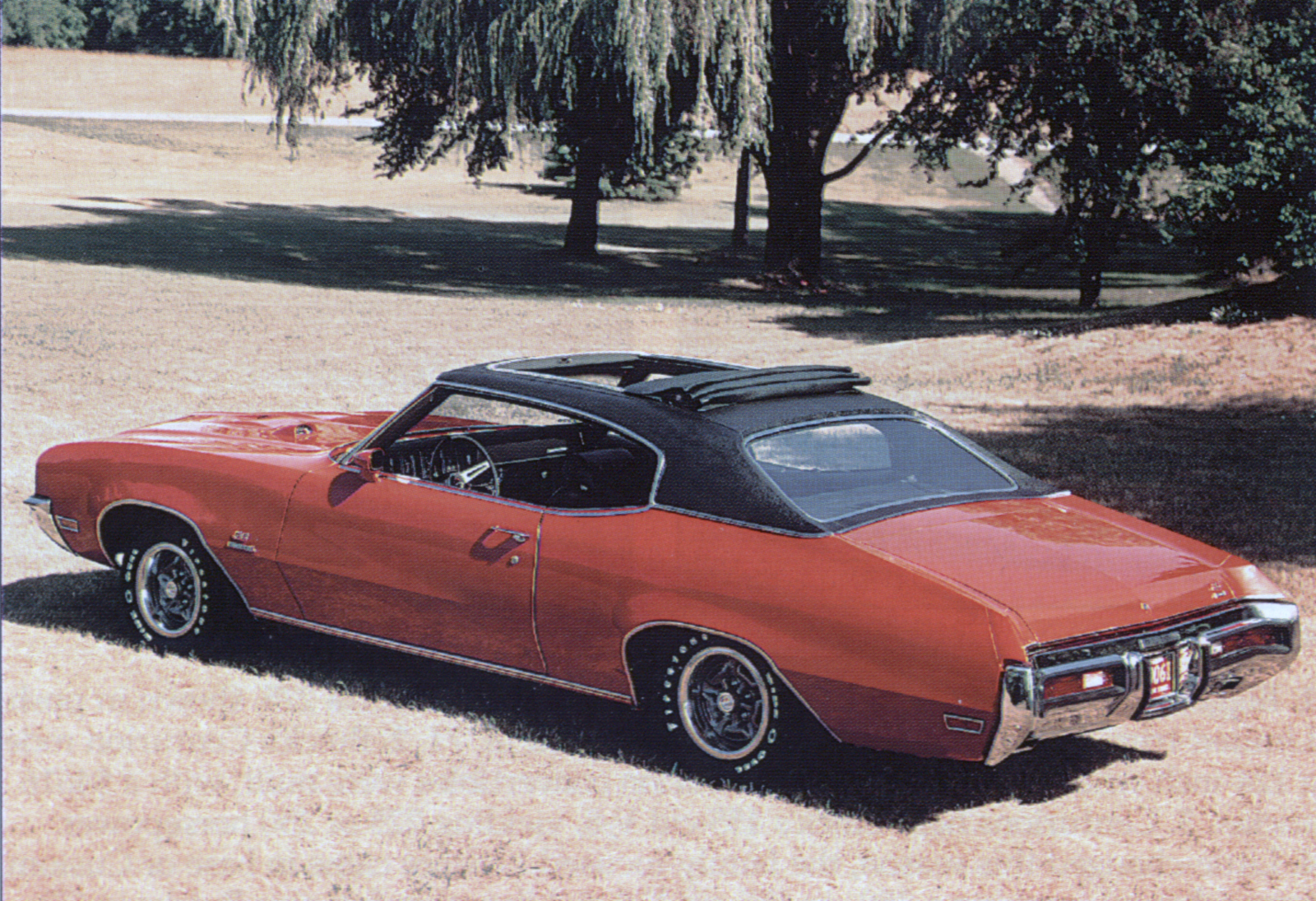 1972 Buick Skylark Gs And Stage 1 Cars Phscollectorcarworld Wiring Diagram There Were New Surprises For Buyers In A One Year Only Deal Called The Sun Coupe Appeared Farmed Out Conversion By American