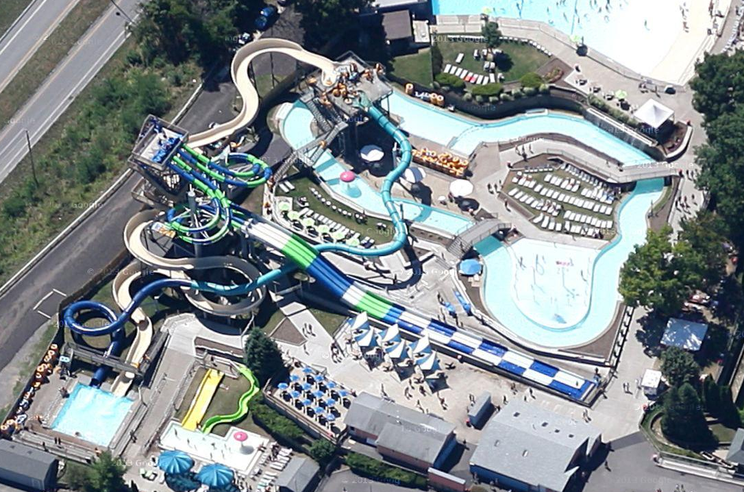 NewsPlusNotes: Aerial Antics: Seabreeze Amusement Park