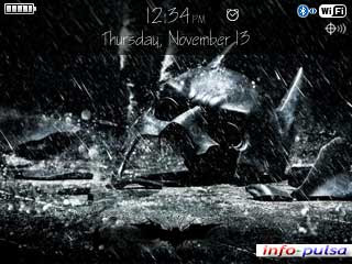 The Dark Knight Rises -BlackBerry Theme
