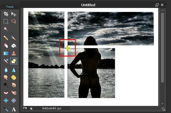 Cara Membuat Cluster Foto Secara Online