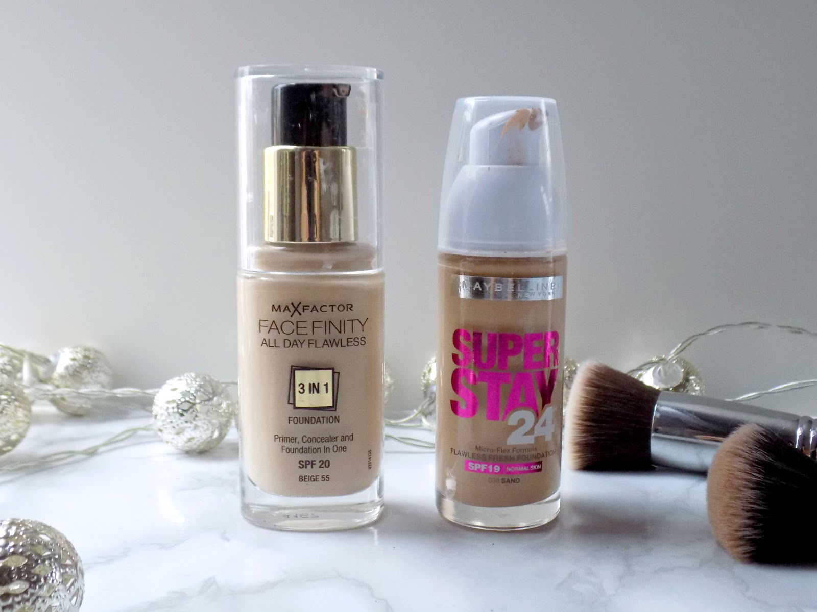 Max Factor Face Finity All Day Flawless foundation