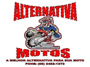 ALTERNATIVA MOTOS - A MELHOR ALTERNATIVA PARA SUA MOTO