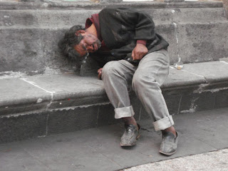 Imagen de la pobreza