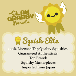 Claw Grabby Store x Squishies