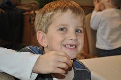 Gavin  Isaac - Age 8