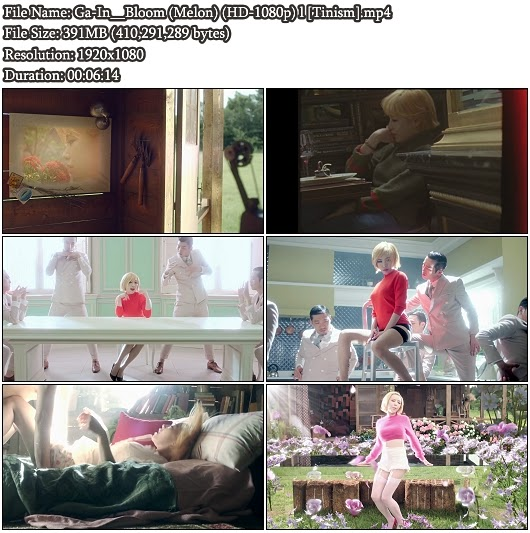 Download MV Ga-In - Bloom (Melon Full HD 1080p)