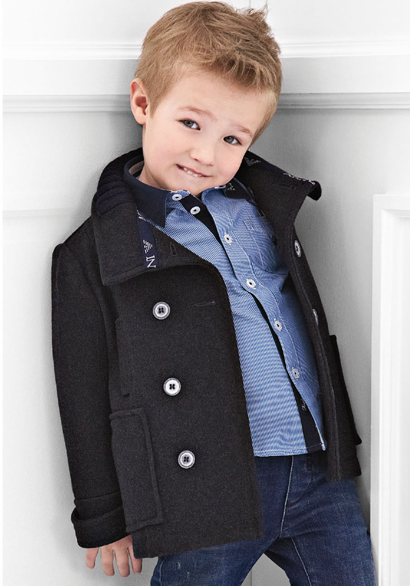 Armani Junior Aw 13 Toddler Boys Collection