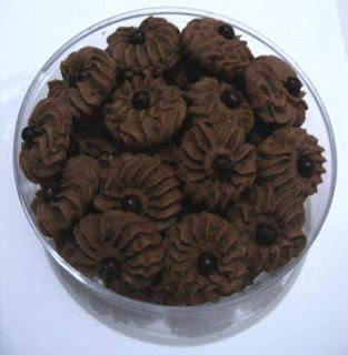 Cara Membuat Resep Kue Kering Coklat