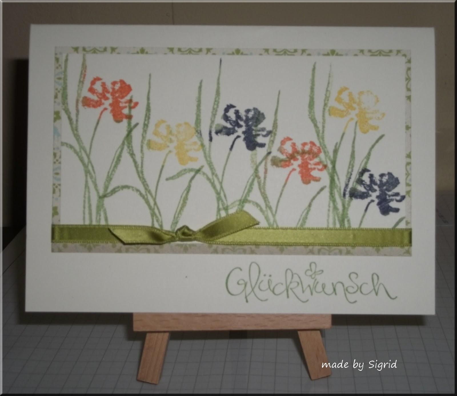Sigrids kreative ART Stampin' Up! Ideenblog für Münster und Umgebung: Juni 2012