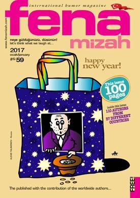 fenamizah e-dergi • no: 59 • Ocak-2017