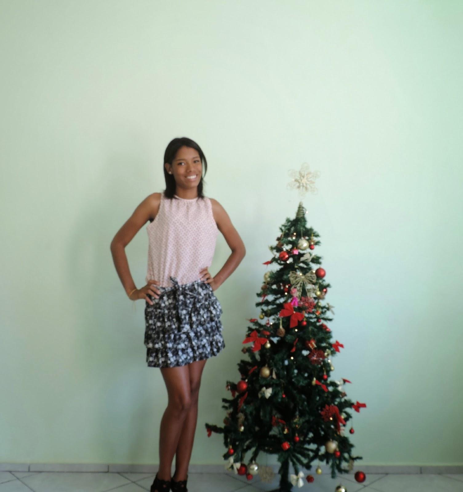 Look do Dia Especial de Natal: Romântico Fofo